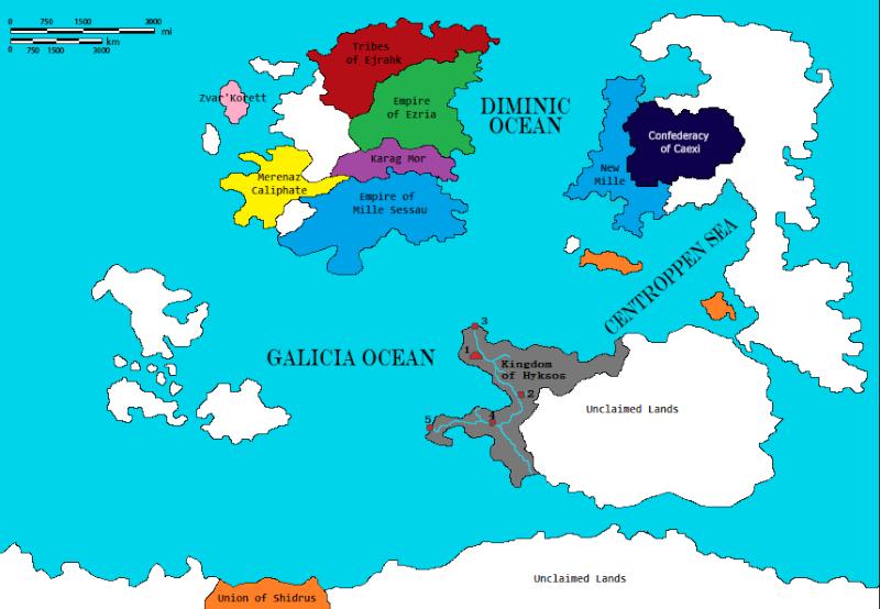 The Kingdom of Hyksos Mapoft11