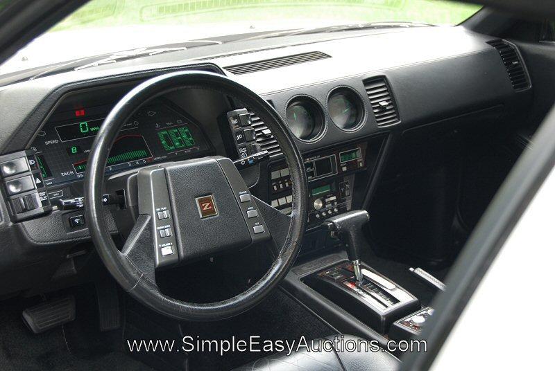 Z31 Pic's 19842011