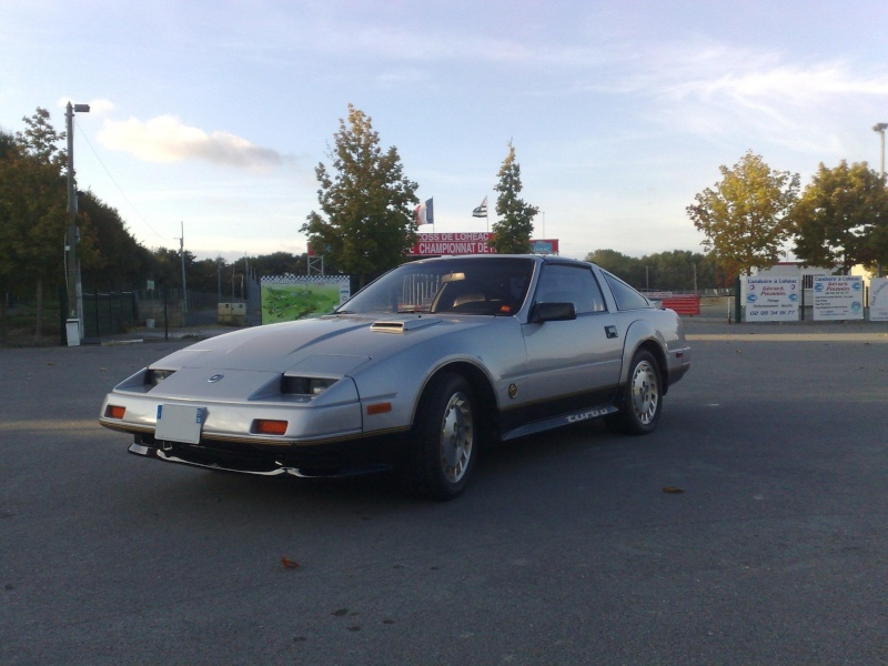 1984 Nissan Datsun 300zx z31 50th anniversary Edition 300zx112
