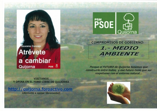 Compromisos de Gobierno: Medio Ambiente 118