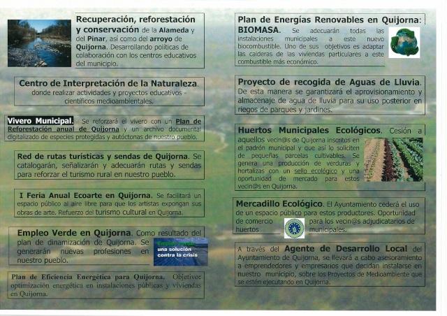 Compromisos de Gobierno: Medio Ambiente 216