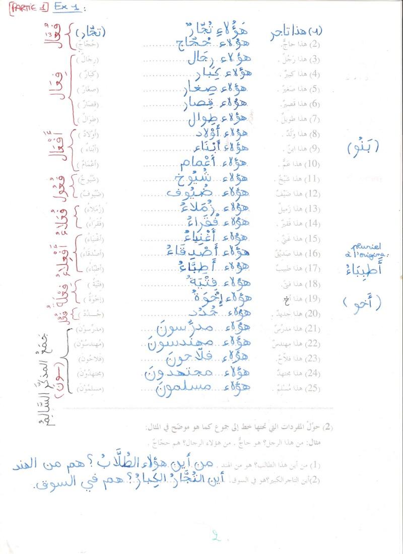 EXERCICES OUM 3ABDULLAH (apprentissage terminé) Ex_ara22
