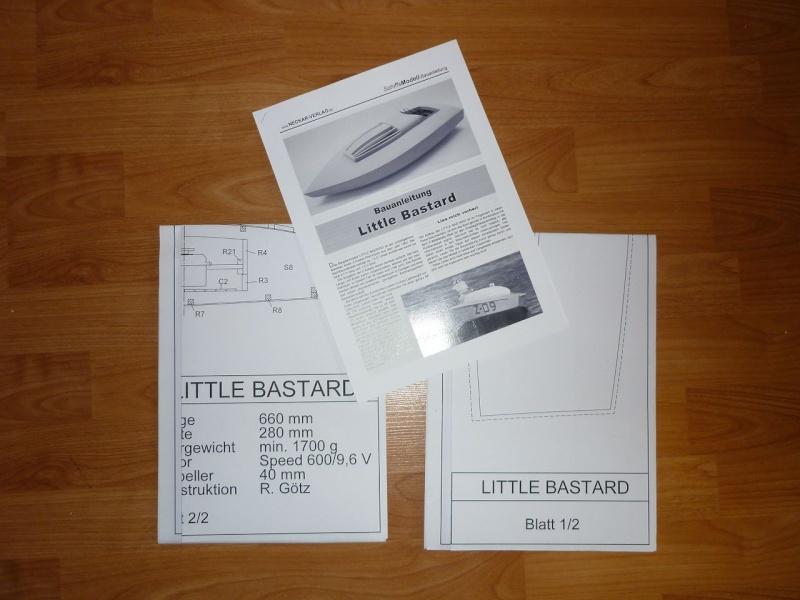 "Z-Klasse-Rennboot ""Little Bastard"" K-p10110"