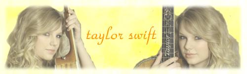 自制banner - taylor swift Taylor17