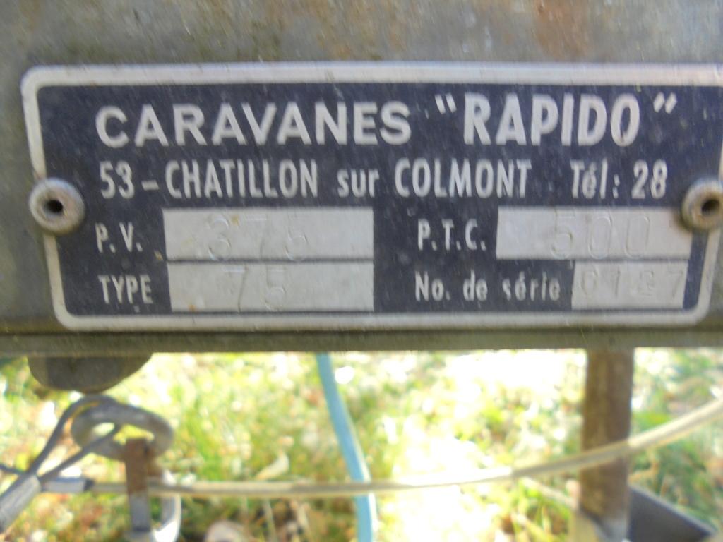 Vends RAPIDO Type 75 Dsc00822