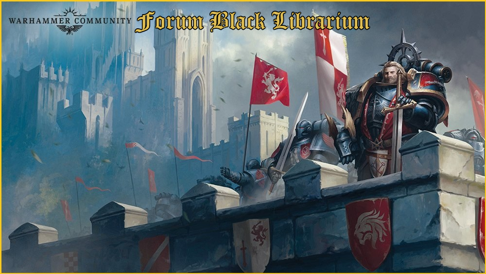 Black Library UK : News, event & interviews 210