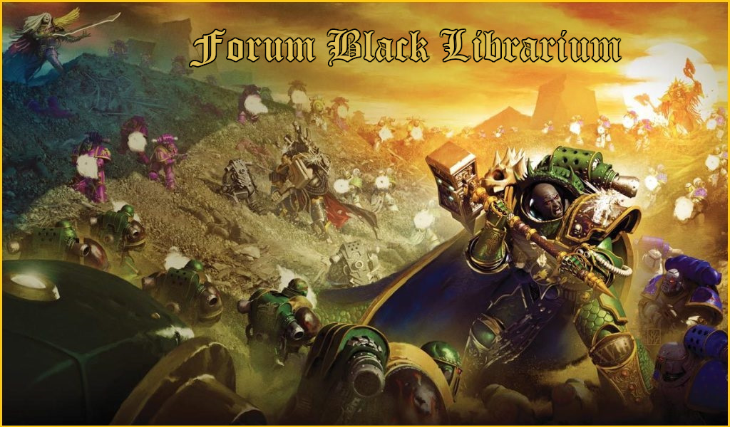 Sorties Black Library France Juin 2019  2_810