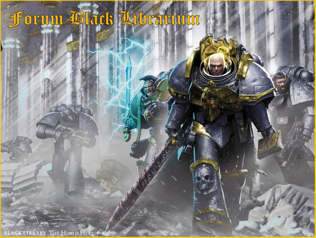 Programme des publications The Black Library 2019 - UK 54786110