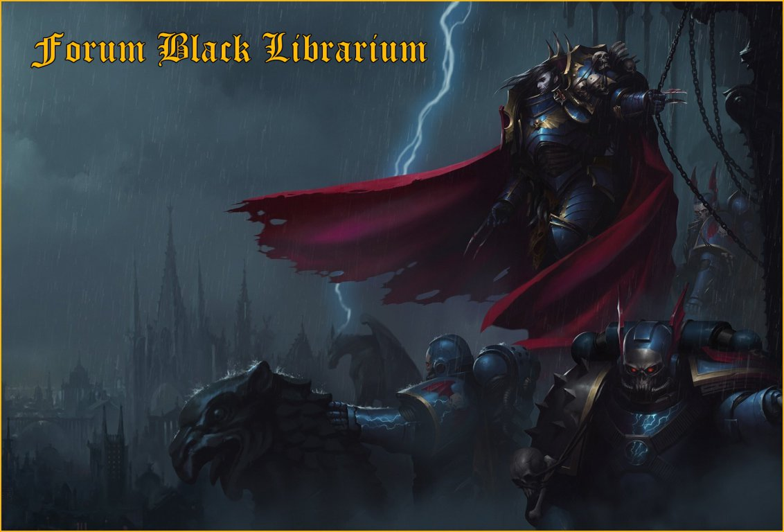 Sorties Black Library France Mars 2014 7beb4910