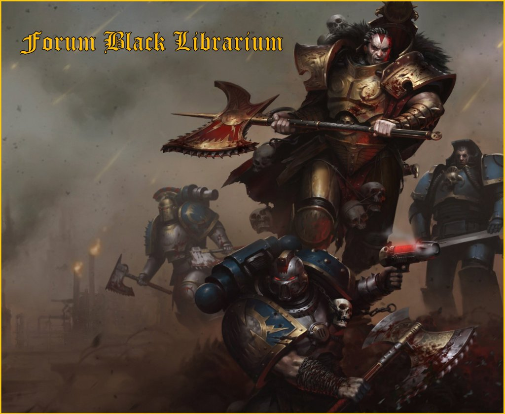 Sorties Black Library France Avril 2019  924e2c10