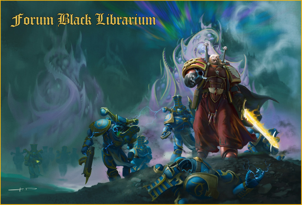Programme des publications The Black Library 2011 / 2012 / 2013 - UK A26c0110