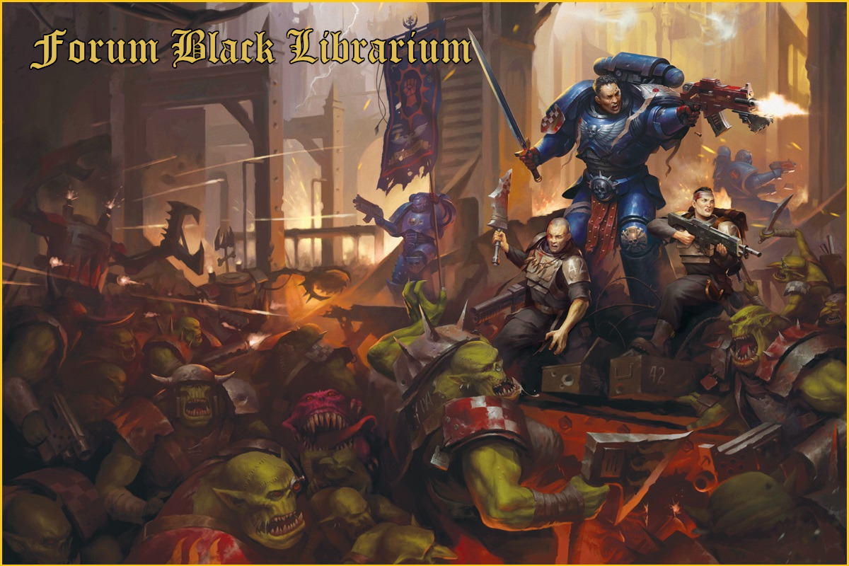 Sorties Black Library France Août 2019  B11