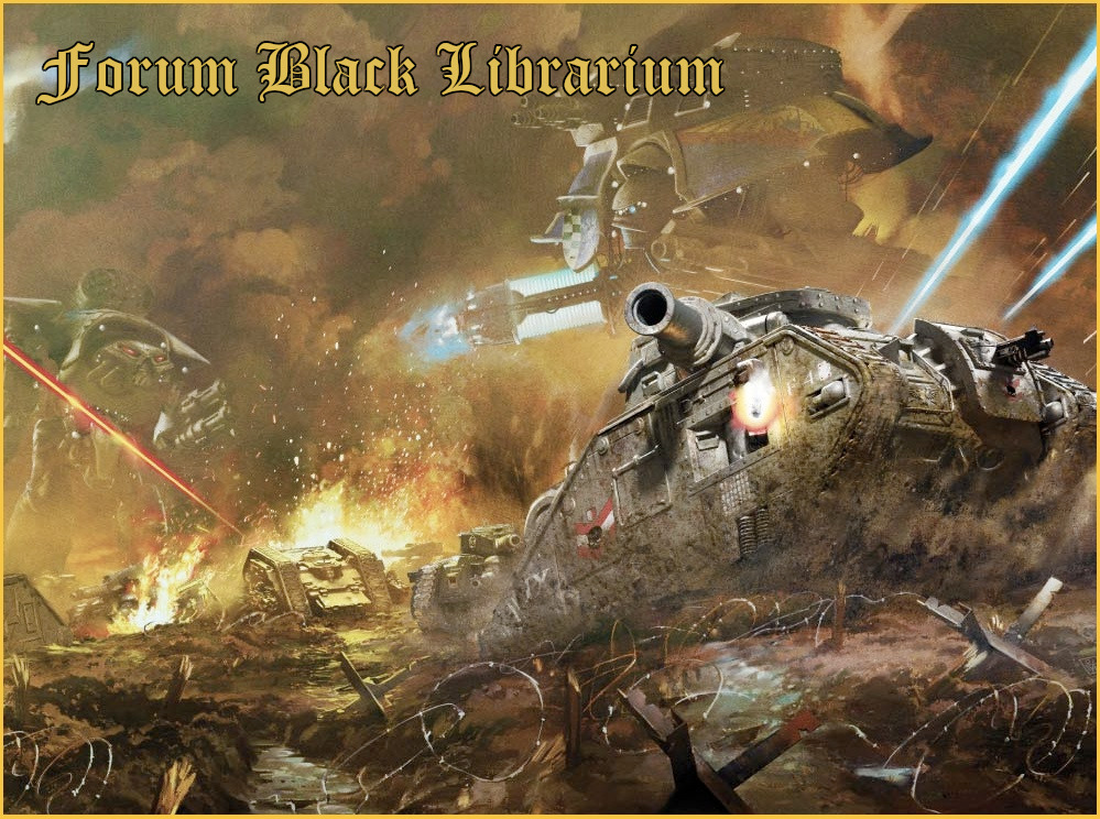 Programme des publications The Black Library 2011 / 2012 / 2013 - UK B_110