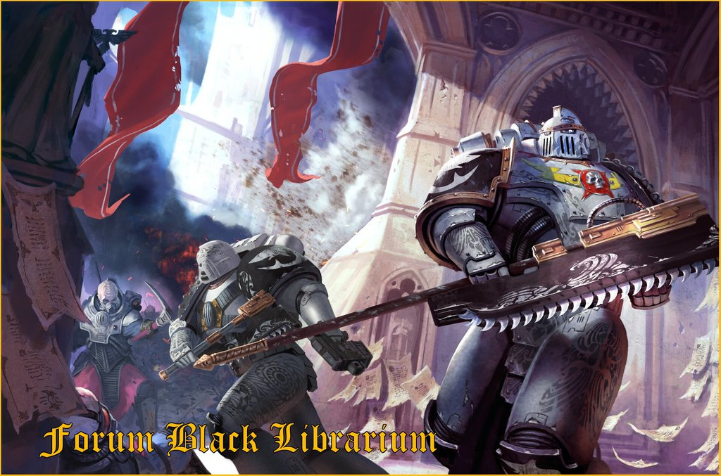 [FACTION] Les Imperial Hypapists (Fluff space marine primaris) Bloggi11