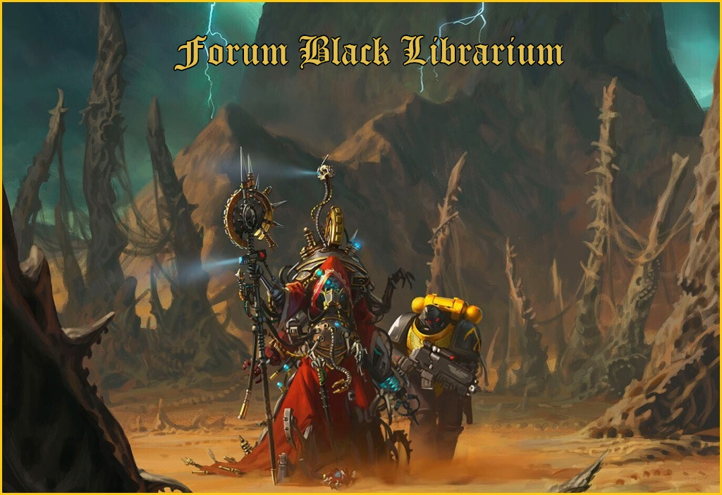 Sorties Black Library France Août 2018 C11