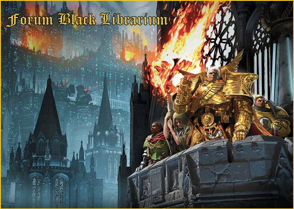Sorties Black Library France Novembre & Décembre 2019 He210
