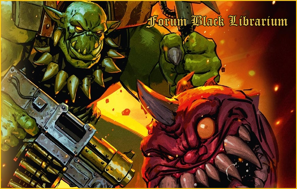 Crossover : Warhammer 40K  -vs- YGOh! Test510