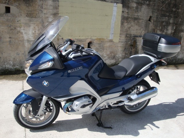 Pictures BMW R1200RT with Shad Cases Bmw-r110