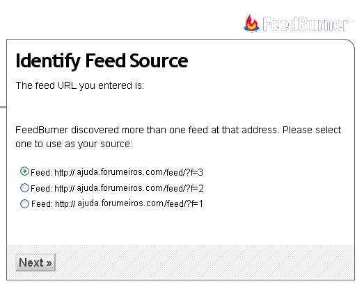 [TUTORIAL] Gerir sistema de anúncios com o Feedburner Fdf10