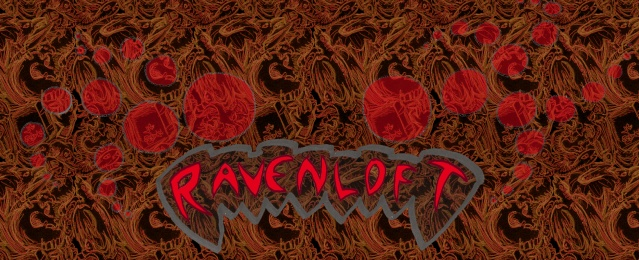 Ravenloft D12