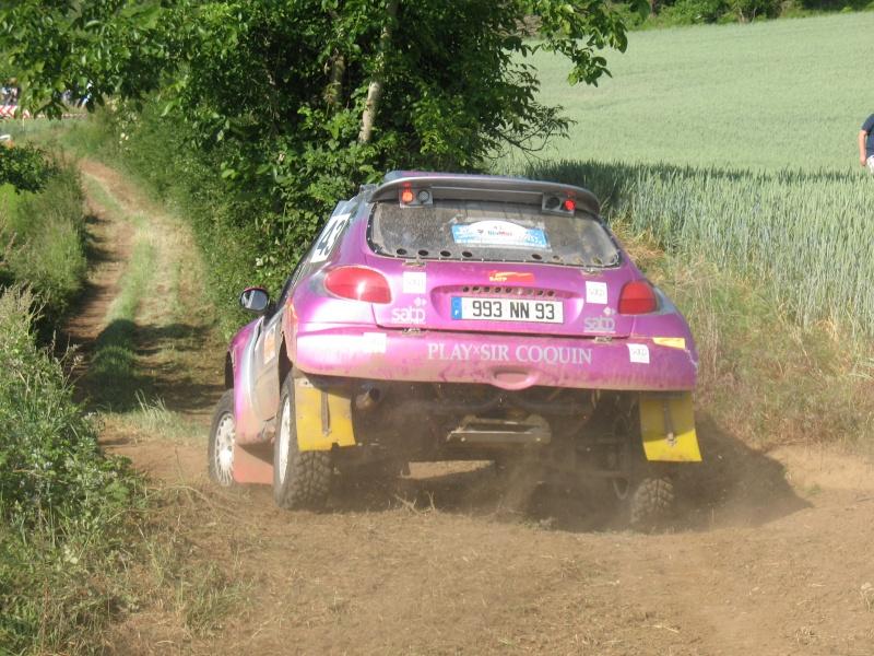 videos de dominique kelle et defaux michel  Rallye15