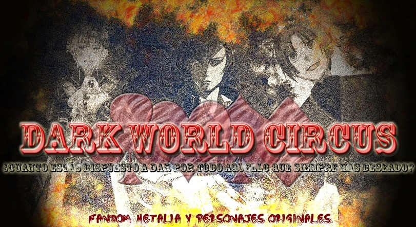 Dark World Circus Hetalia