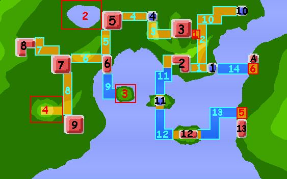 Kort over Regionen 1_kort12