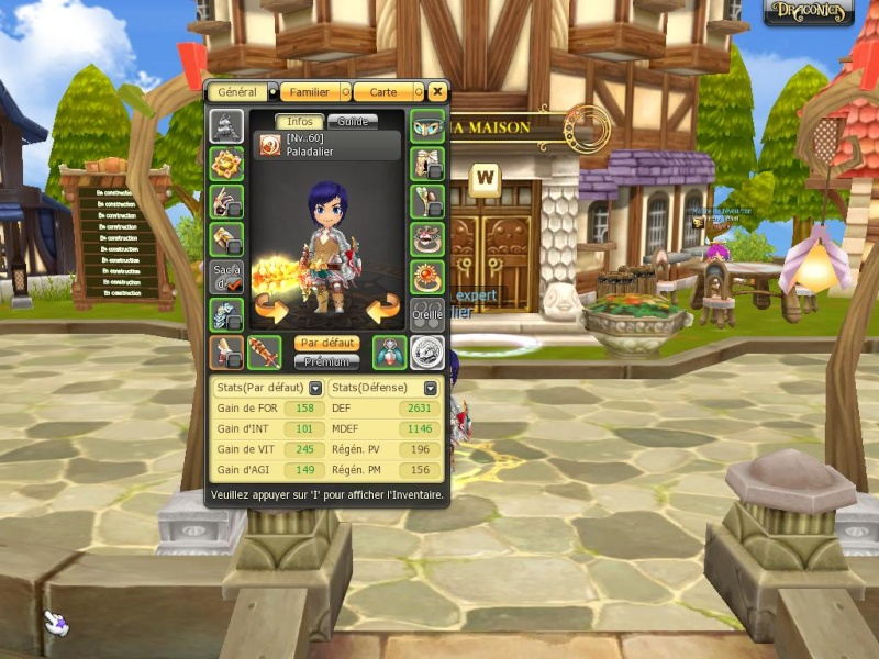 Paladalier .. Dragon à la dérive Dragon10