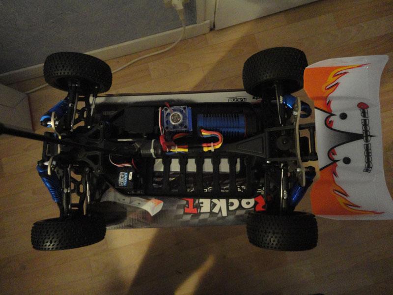 HBX Rocket Pro 1:10 0110