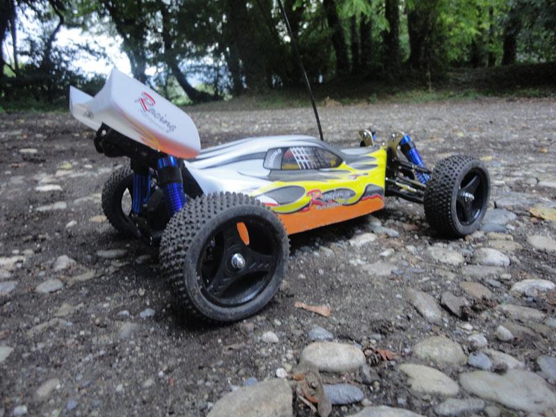 HBX Rocket Pro 1:10 0810