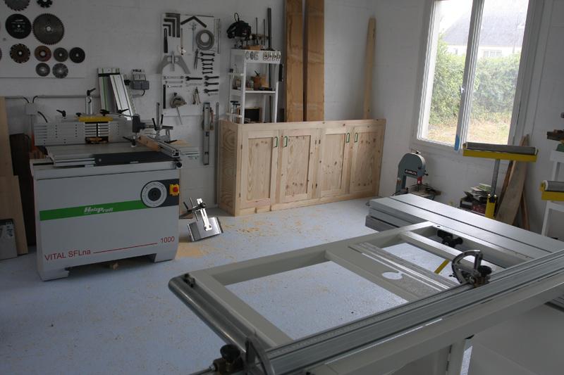 Meuble de rangement pour atelier. 12_jui17