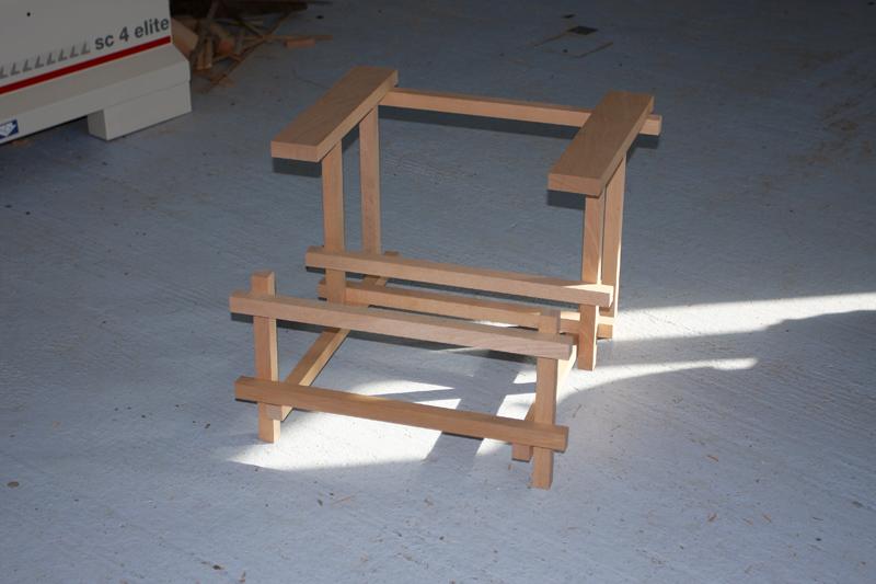 La chaise rouge et bleue de Rietveld 17_jui23