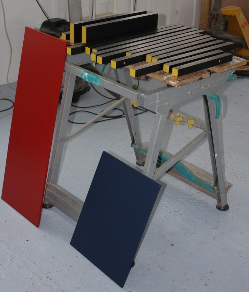 La chaise rouge et bleue de Rietveld 18_jui15