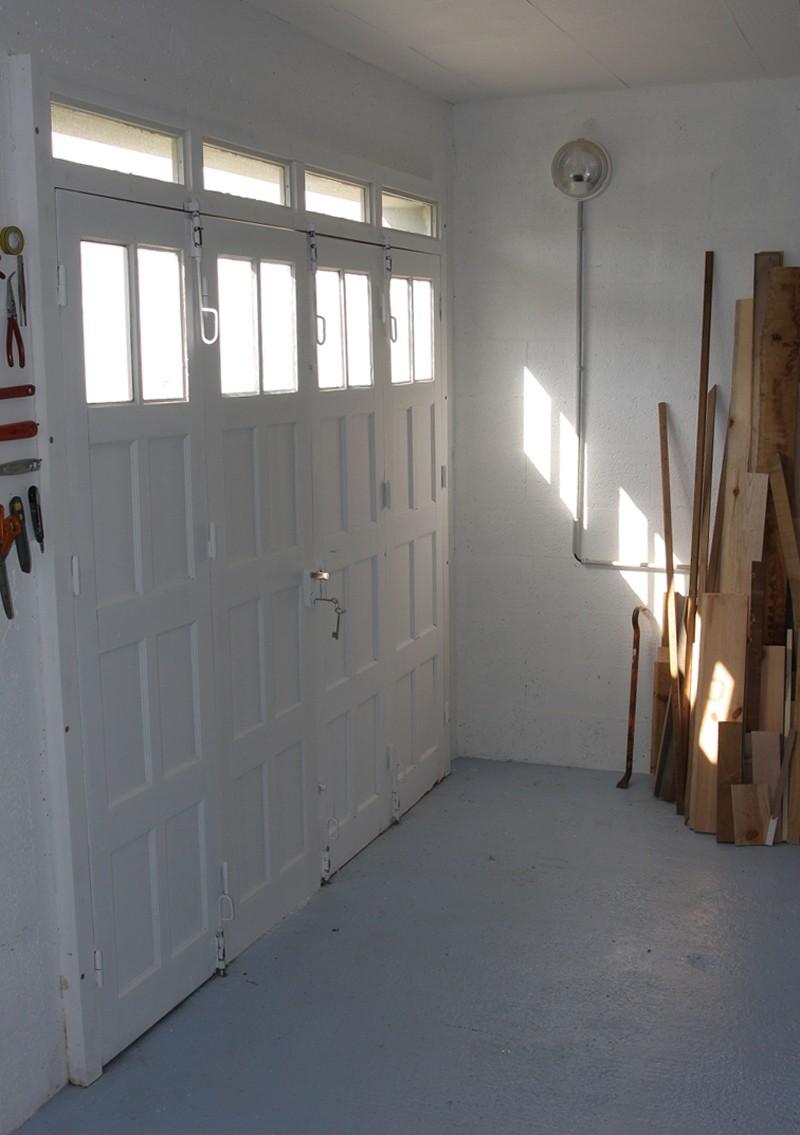 Restauration d'une porte de garage. - Page 2 24_mai15