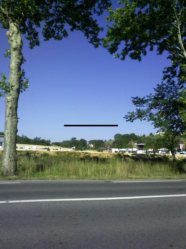 2011: Le 17/05 à 18 h 30 en face de géant castres - (78) Ovni310