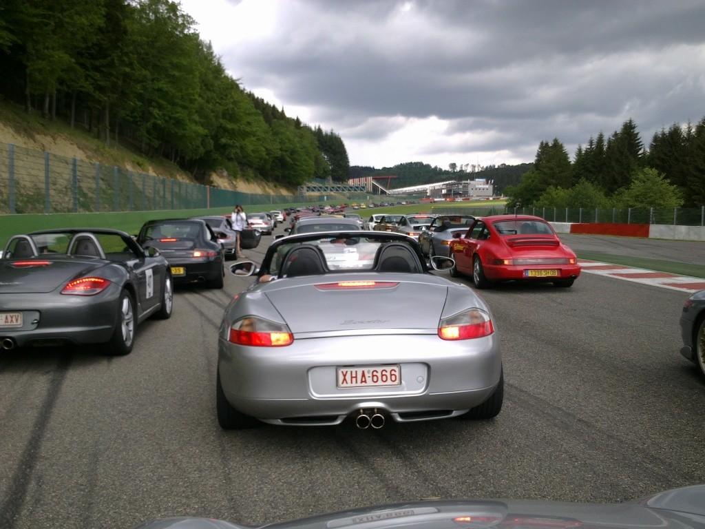 Compte rendu des Porsche Days Francorchamps 2011 22052017