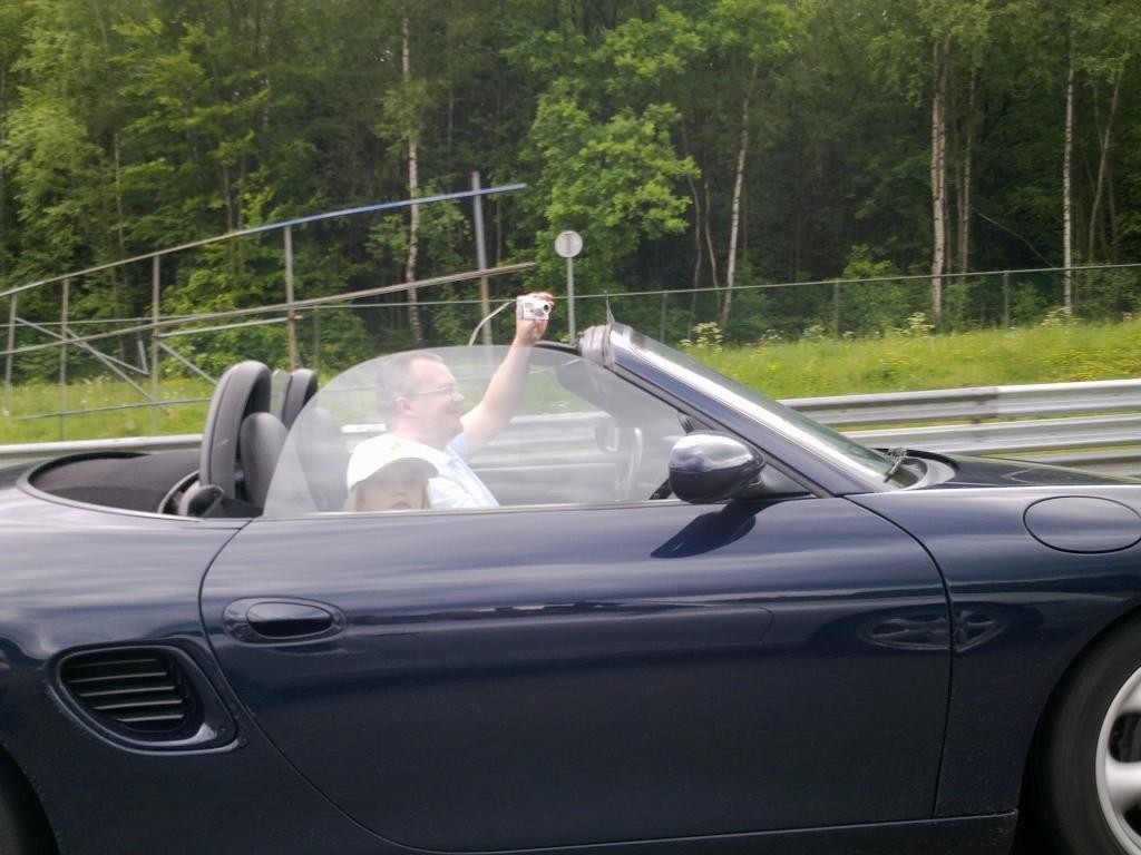 Compte rendu des Porsche Days Francorchamps 2011 22052020