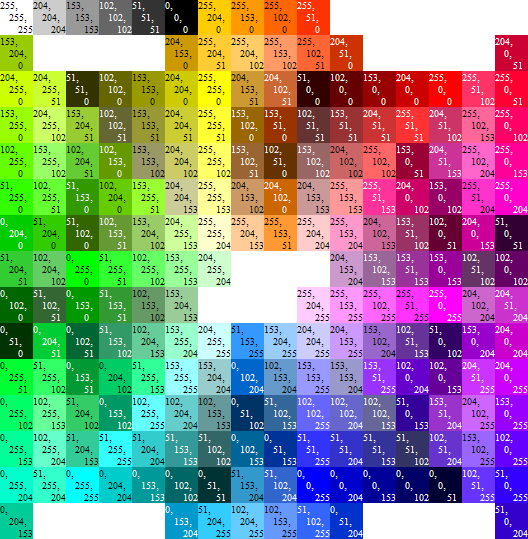 Personal Colors
