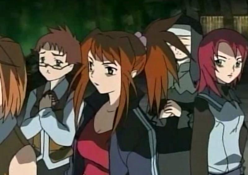 Amusing Mai-HiME Screenshots Midori11