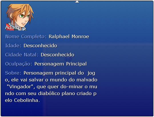 Status Profile - DarkChocobo Script11