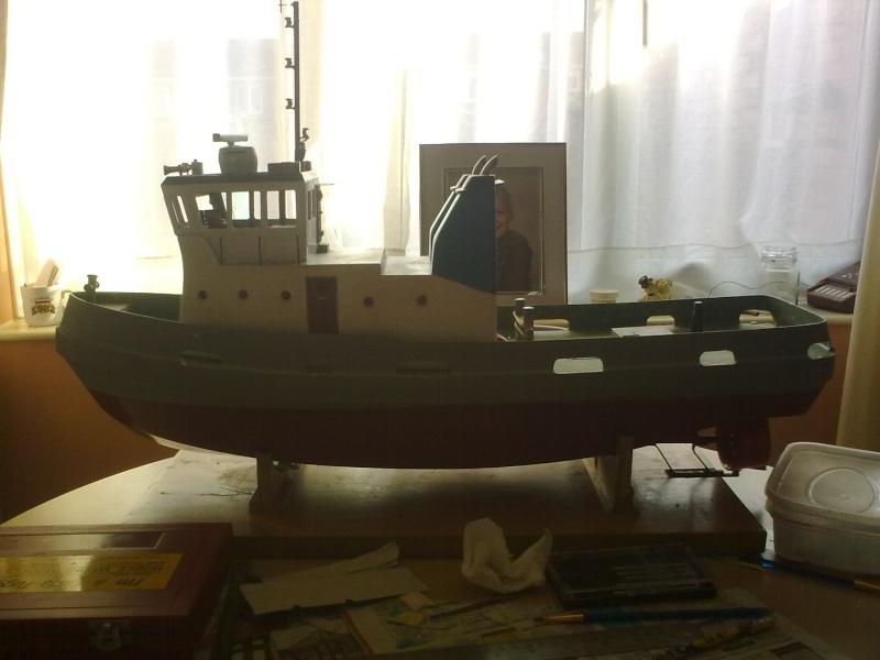 Dutch Stan Tug by Damen shipyards Holland 10042014
