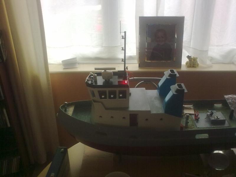 Dutch Stan Tug by Damen shipyards Holland 28022010