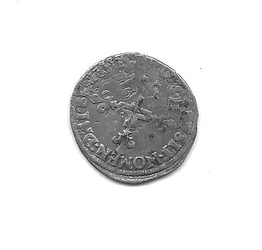 Sol parisis Henri III recto/verso Solhii24