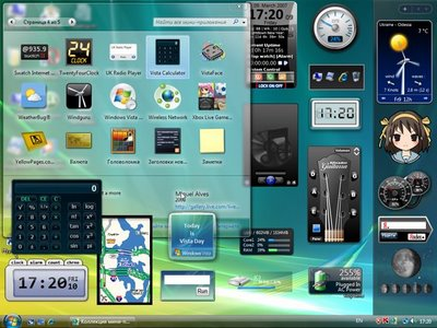 Descarga Windows 7 ~Descarga Directa~ Gadget10
