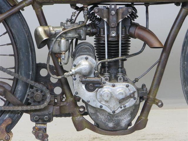 Harley-Davidson – Peashooter - 21.35ci (350 cc)  Harley13