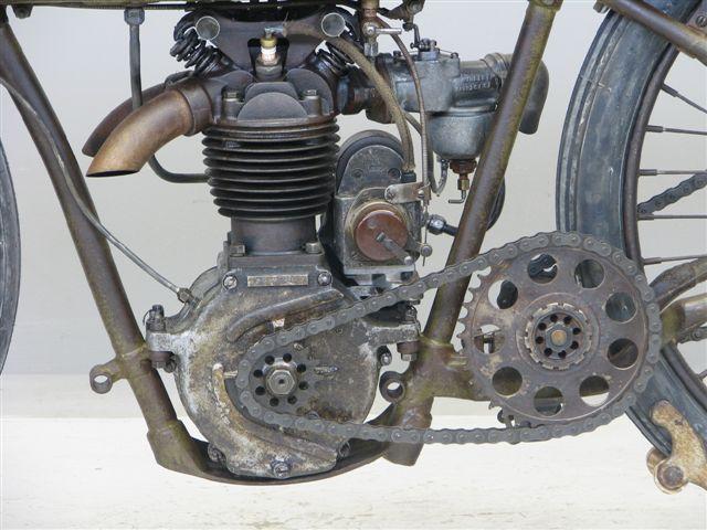 Harley-Davidson – Peashooter - 21.35ci (350 cc)  Harley15