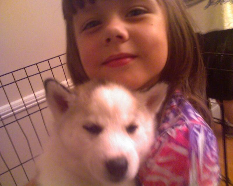 Growing Up With Bella! 4weeks17