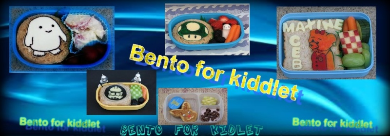 Blog Banner Design Contest! Bento10