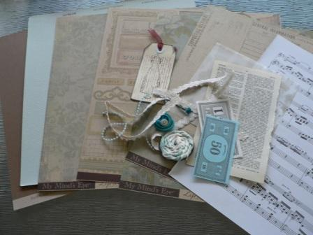 Scrapbook Packs $ 10 each Damask14