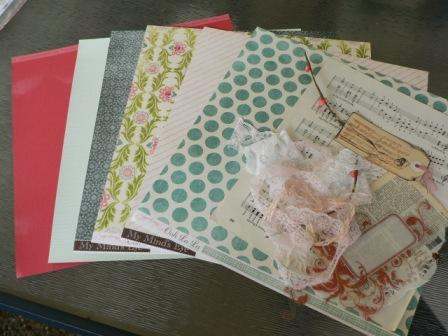Scrapbook Packs $ 10 each Dress_11